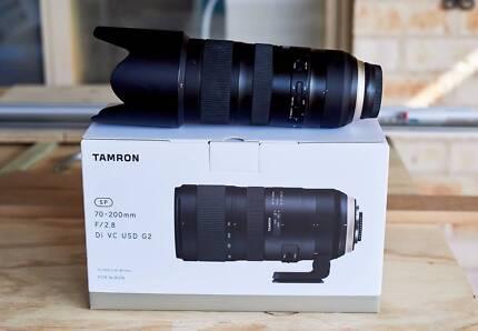 Tamron SP 70-200mm Di VC USD G2 (Nikon mount)