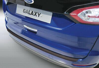 Bumper Protection Bumper Ford Galaxy Since 2015- Black Plastic