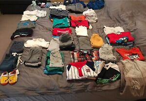 Boys Clothes and Shoes to Sell (9 to 24 months & a few 2 T)