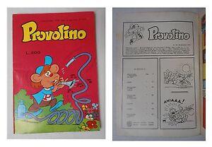 Provolino-19-Lire-200-25-settembre-1974-Edizioni-Bianconi
