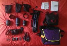 Nikon D7000, barely used, 3 lenses and accessories Nakara Darwin City Preview