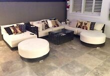 Outdoor Lounge Set & coffee table **AS NEW** Mosman Mosman Area Preview