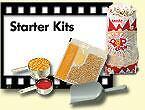 Popcorn Packs Kit 4oz Starter Popcorn Kit Pack 45004