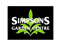 Garden Centre Product Specialist