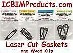 RC Laser Cut Gasket Co II