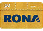 $43.92 Rona Gift Card for Sale