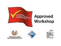 Caravan & Motor Home Servicing and Repairs by an Approved Workshop