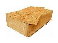 Osb plywood roof board