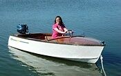 CHRIS CRAFT KIT BOAT 14 foot FOR SALE- STILL IN BOXES