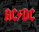 2 AC/DC Tickets and 2 bus seats