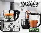 Halliday Food Processor Smoothie Maker
