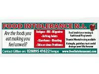 Food Intolerance Test NI