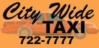 Looking for a full time (5 days) night driver for City Wide taxi