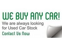 Cash for your car today m.o.t failure/scrap car/non runners