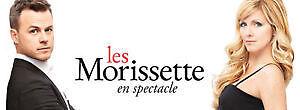 2 billets Les Morissette 1ier Avril a Laval,deuxieme rangée(A)