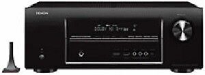 Denon AVR-1913 7.1 Channel with Networking/Airplay Receiver Used