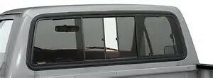 73-87 gm rear 30% tinted sliding window and rub/seal