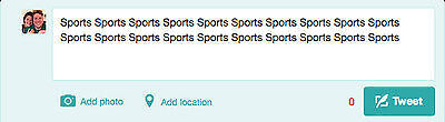 Sports, Sports, Sports, Sports, Sports.