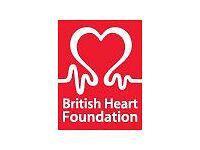 British Heart Foundation Volunteer Vacancy Lytham