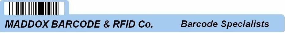 Maddox Barcode & RFID