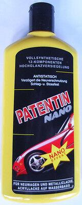 Patentin - Nano 1x500 ml, Hochglanzversiegelung, Lackversiegelung,1000ml =€24,00
