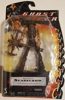 Ghost Rider 2007 movie SCARECROW action figure w swinging sickle action MOC