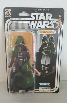 Star Wars Black Series 40th Anniversary Darth Vader 6 inch Action Figure - New