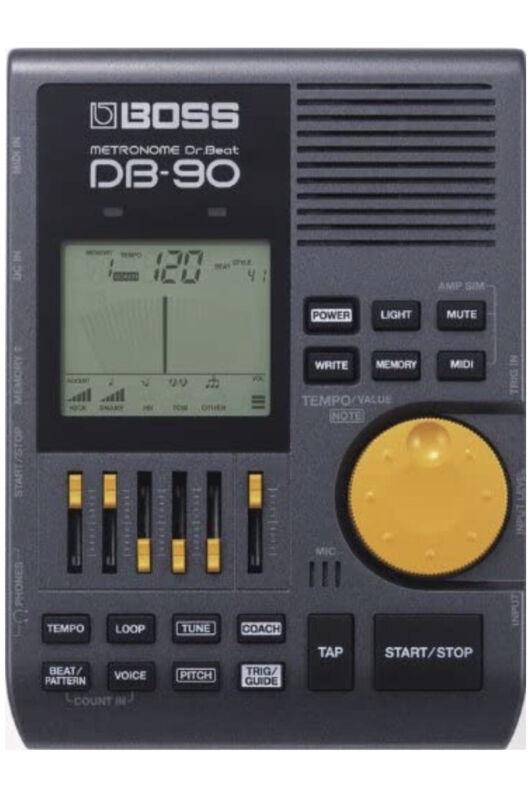 NEW BOSS DB-90 Metronome