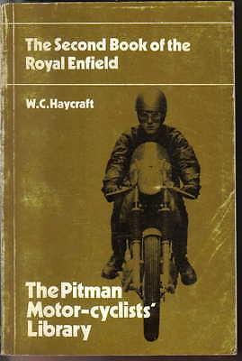 Royal Enfield Motorcyles 2nd Book Maintenance Instructions 250cc 350cc Crusader