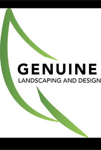 Genuine Interlock and Landscaping