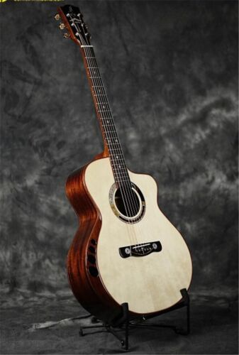 """Merida Extrema Series """"Athena""""  All Solid Acoustic Guitar"""