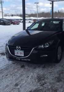 *Lease takeover 9 months left** 2015 Mazda 3 GS