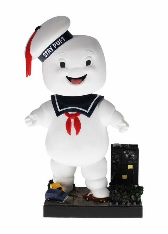 Royal Bobbles Stay Puft Marshmallow Man Ghostbusters Bobblehead