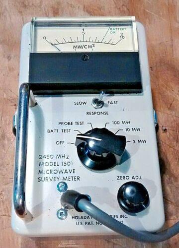 Holiday Microwave Survey Meter HI-1501