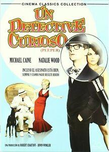 Peeper-1975-Michael-Caine-Natalie-Wood-Region-2-UK-DVD-New