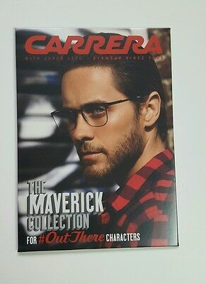 CARRERA OPTICAL FRAME IMAGE COUNTERCARD POSTER SMALL SIZE 7