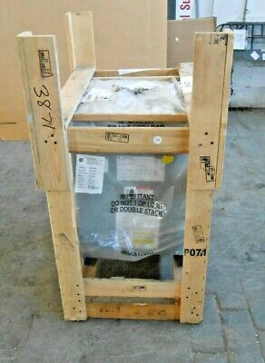 1 New Ge 9t83b3871 15kva Transformer 3ph 60hz Primary 480v Secondary 208y120v