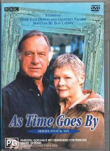 AS TIME GOES BY SEASON SERIES 5 6 3 DVD Heidelberg West Banyule Area Preview