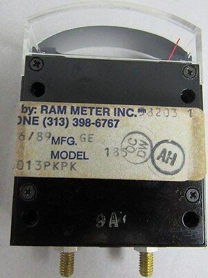 Ge Type 185 Edgewise Panel Meter 50-185119fazz2 Mfgram Pn 185013pkpk