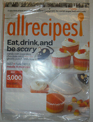 Allrecipes Magazine Eat Drink And Be Scary For Halloween November 2014 040615R2