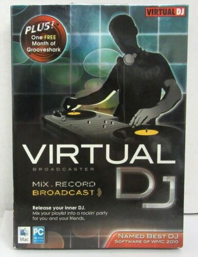 Virtual DJ: Broadcaster Mac|Windows 8077715