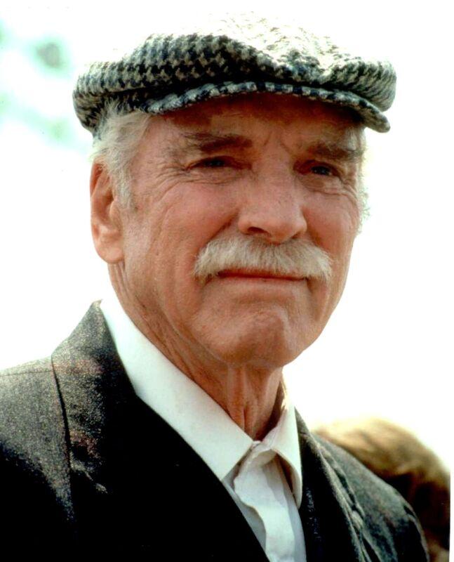 Burt Lancaster Fields Of Dreams  8x10 Photo Print