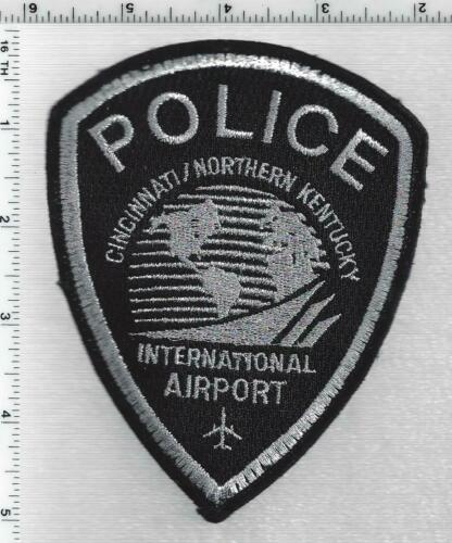 Cincinnati/Northern Kentucky International Airport Police 1st Issue Patch