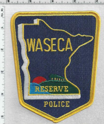Waseca Police Reserve (Minnesota) 2nd Issue Shoulder Patch