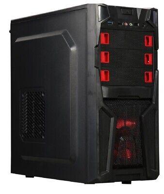 Gaming Computer AMD Ryzen 5 3400G 4.2 GHZ 16GB DDR4 Desktop PC 500GB HDD HDMI