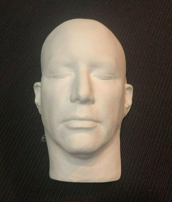 Keanu Reeves Plaster Lifecast - Matrix / John Wick
