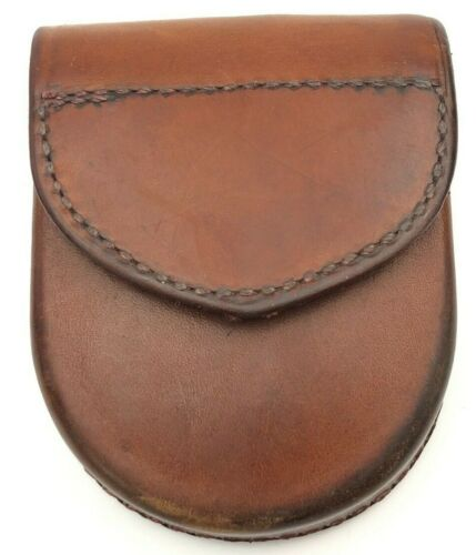 Safariland Leather Holster Handcuff Pouch 90V For Duty Belt 5999-P