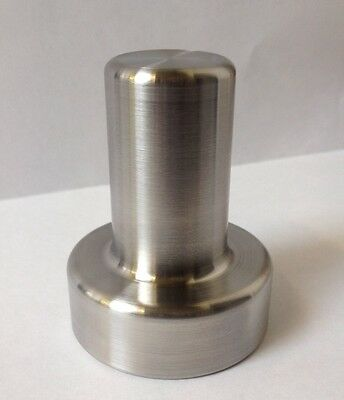Solid Stainless Steel Coffee Tamper(head Diameter Can Be Made To Your Spec)