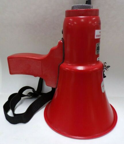 FEDERAL SIGNAL CORPORATION , VOICE GUN , MODEL A12SA , RED