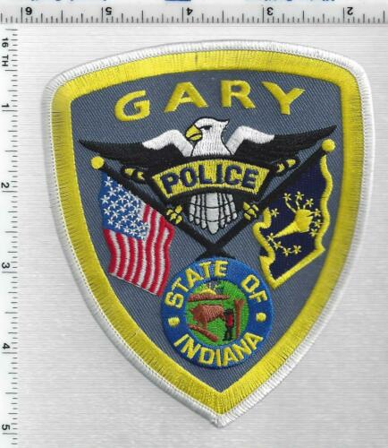 Gary Police (Indiana) 3rd Issue Shoulder Patch